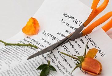 Une procédure de divorce avec le consentement mutuel est abordable